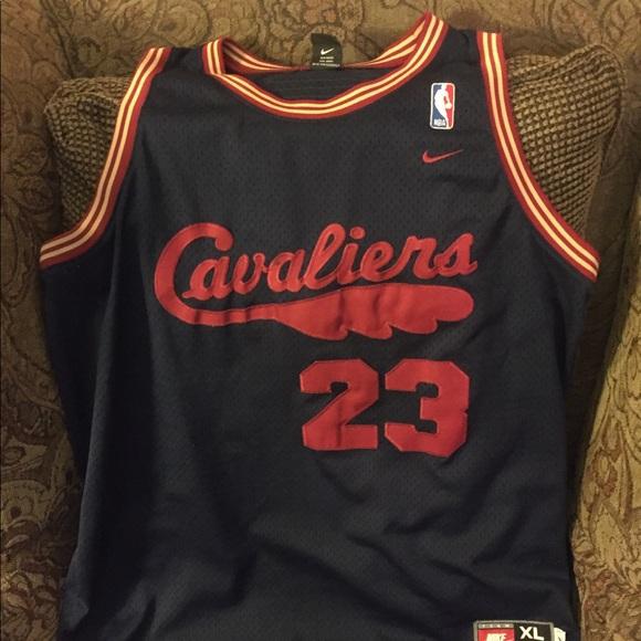best sneakers 86c86 75adf Nike Lebron James Cavaliers Jersey